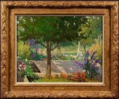 Right of Garden, Landscape