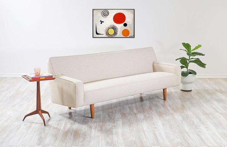 Hans J. Wegner AP-33 sofa for A.P. Stolen.