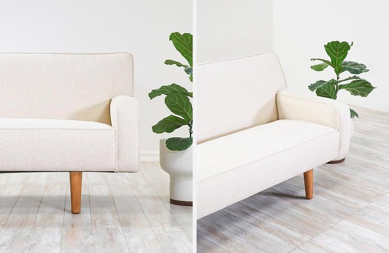 Hans J. Wegner AP-32 Sofa for A.P. Stolen For Sale 1