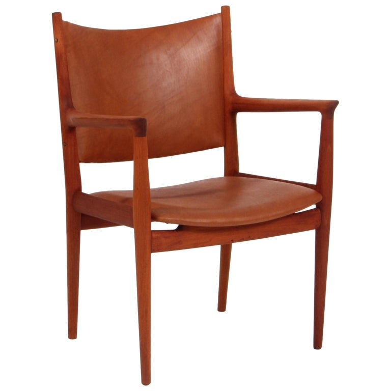 Hans Wegner model Jh513 chair, 1960s, offered by Another Classic ApS