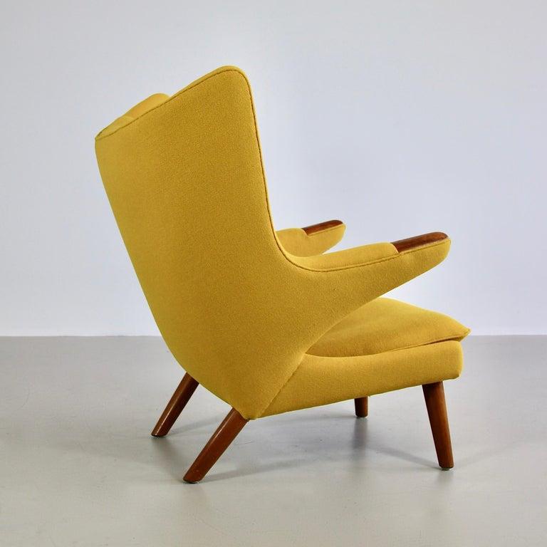 Mid-Century Modern Hans J. Wegner Armchair 'PAPA BEAR' For Sale
