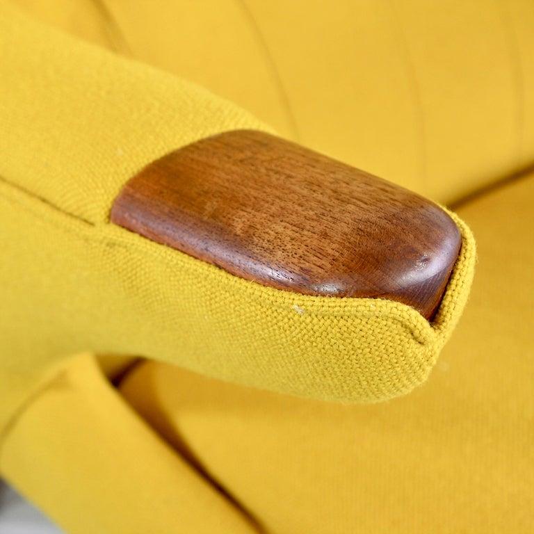 Mid-20th Century Hans J. Wegner Armchair 'PAPA BEAR' For Sale