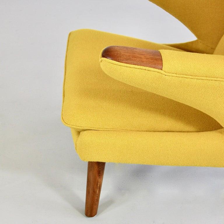 Hans J. Wegner Armchair 'PAPA BEAR' For Sale 1