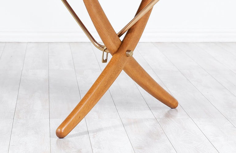 "Hans J. Wegner AT 304 ""Sabre"" Dining Table for Andreas Tuck For Sale 5"