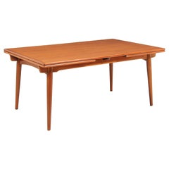 Hans J. Wegner AT-312 Dining Table for Andreas Tuck