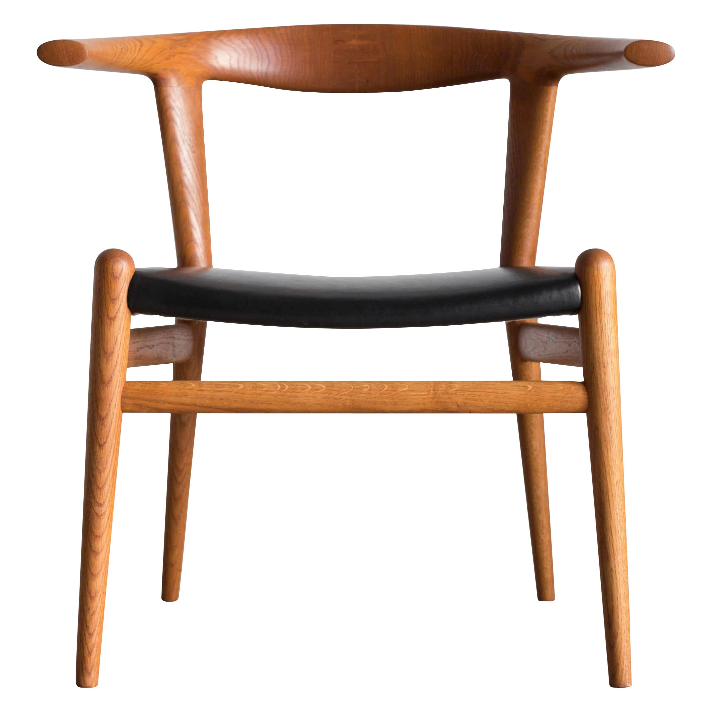 Hans J. Wegner Bull Chair for Johannes Hansen, 1961