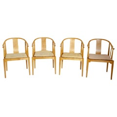 Hans J. Wegner 'China' Chairs Model 4283 for Fritz Hansen, Denmark, 1988