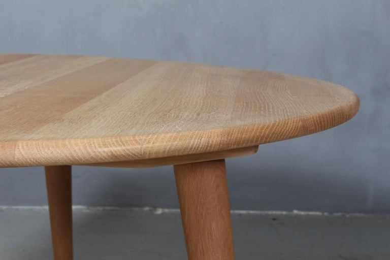Danish Hans J. Wegner Coffee Table For Sale