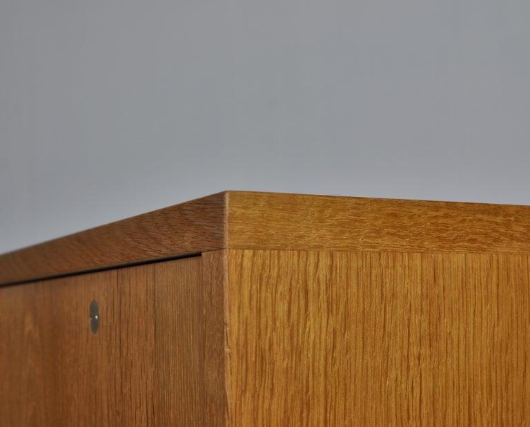 Hans J. Wegner Danish Modern Sideboard in Oak Model