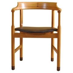 Hans J Wegner Dining Chairs, Set of 6