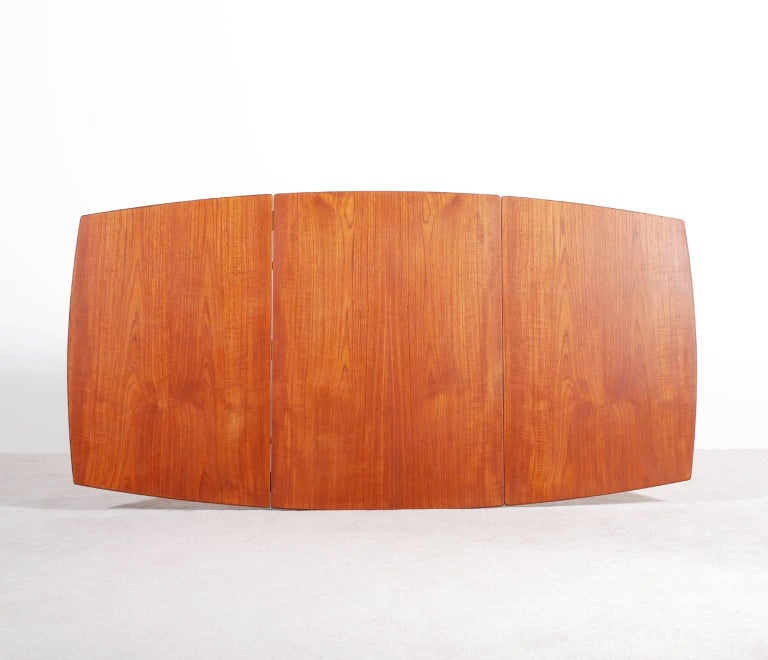Mid-20th Century Hans J. Wegner Drop-Leaf Dining Table for Andreas Tuck, 1960 For Sale