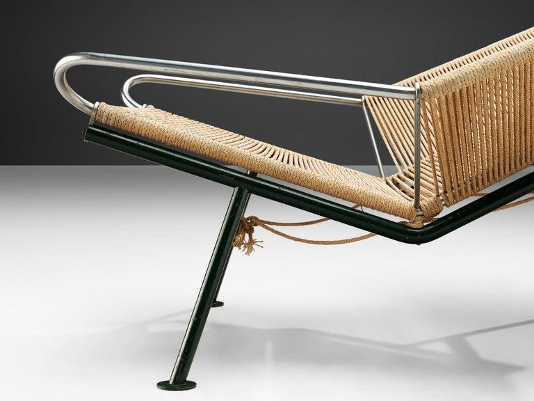 Hans J. Wegner Flag Halyard Chair For Sale 3