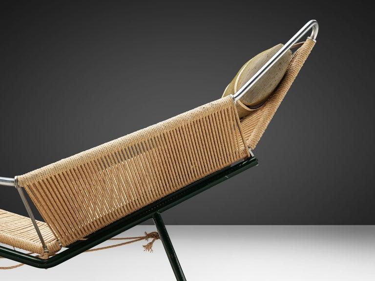 Hans J. Wegner Flag Halyard Chair For Sale 4