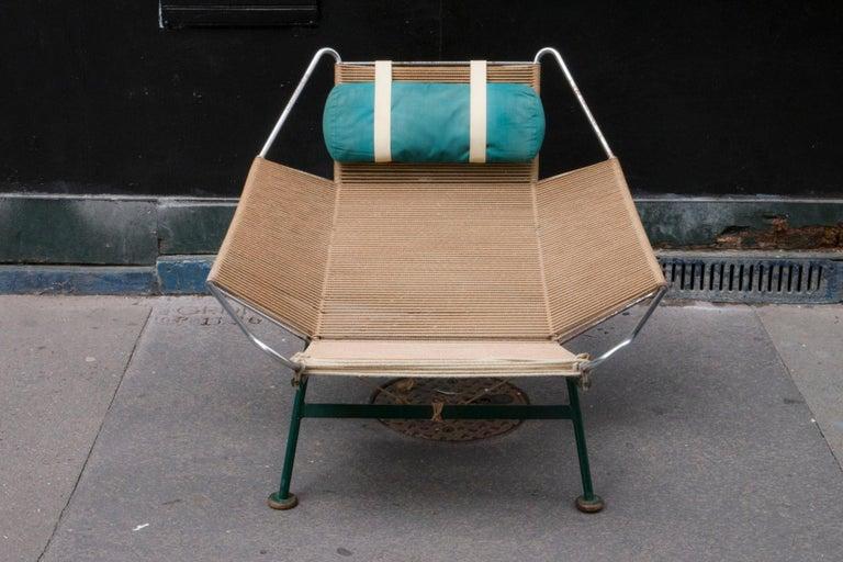 Hans J. Wegner Flag Halyard Chair For Sale 6