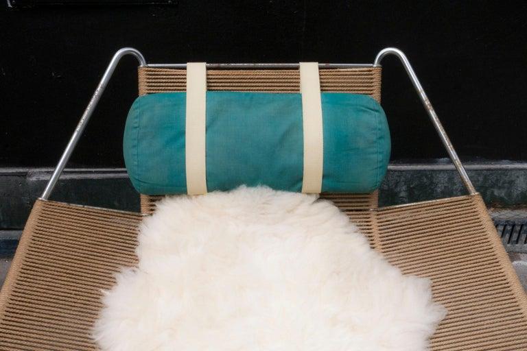 Hans J. Wegner Flag Halyard Chair In Good Condition For Sale In Paris, FR
