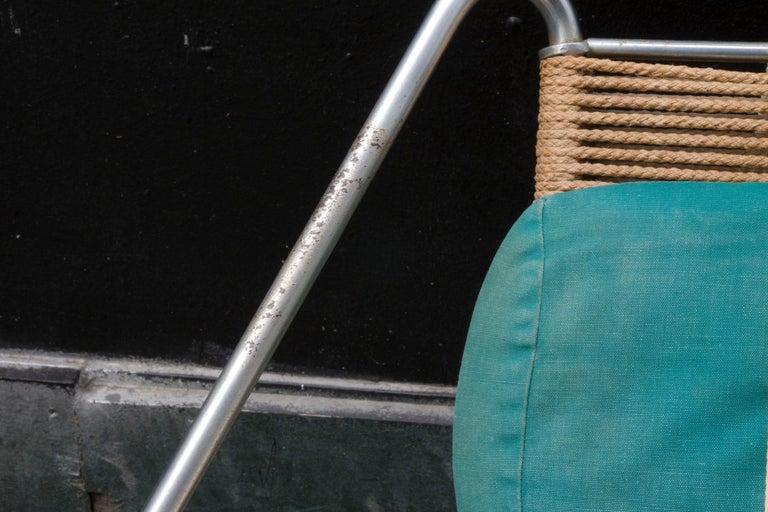20th Century Hans J. Wegner Flag Halyard Chair For Sale