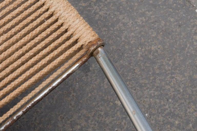 Rope Hans J. Wegner Flag Halyard Chair For Sale