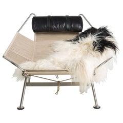 Hans J. Wegner Flag Halyard Chair, model pp225 from 2011 PP 225 flagchair