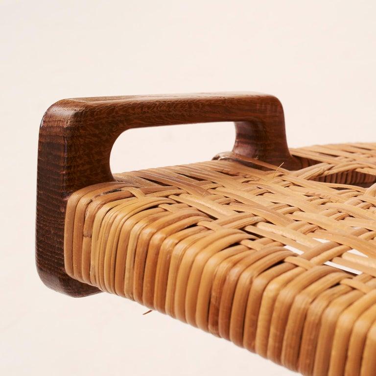 Hans J. Wegner Folding Chair, Model HJ-512 In Good Condition For Sale In Nordhavn, DK