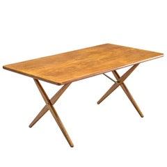 Hans J. Wegner for Andreas Tuck Table Model AT-303