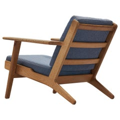 Hans J. Wegner for GETAMA Lounge Chair GE290B