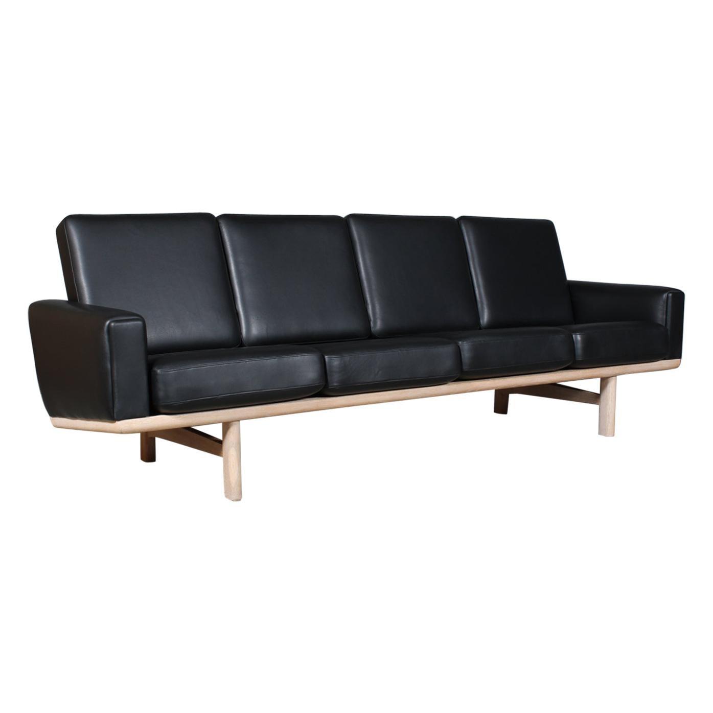Hans J. Wegner Four-Seat Sofa