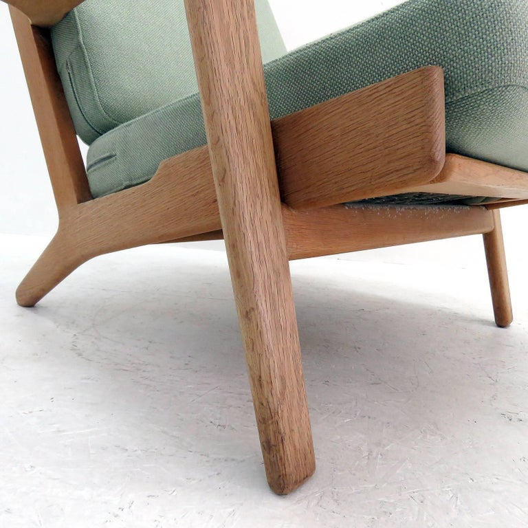 Hans J. Wegner GE 290 High Back Chair For Sale 3