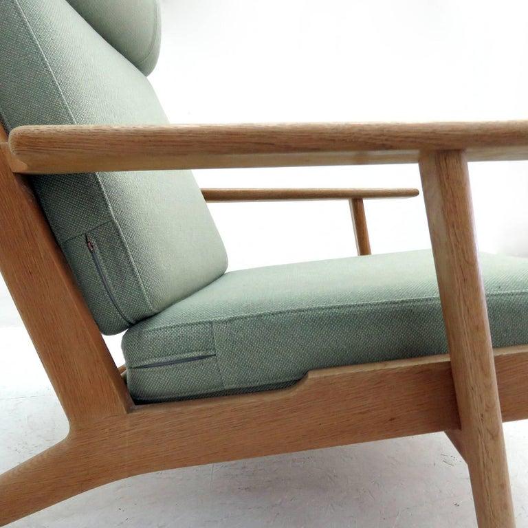 Hans J. Wegner GE 290 High Back Chair For Sale 2