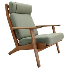 Hans J. Wegner GE 290 High Back Chair