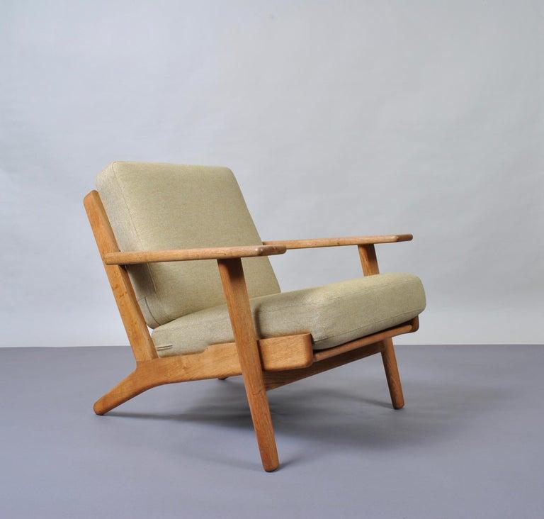 Hans J Wegner GE290 Original For Sale 2