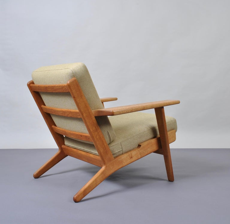 Oak Hans J Wegner GE290 Original For Sale