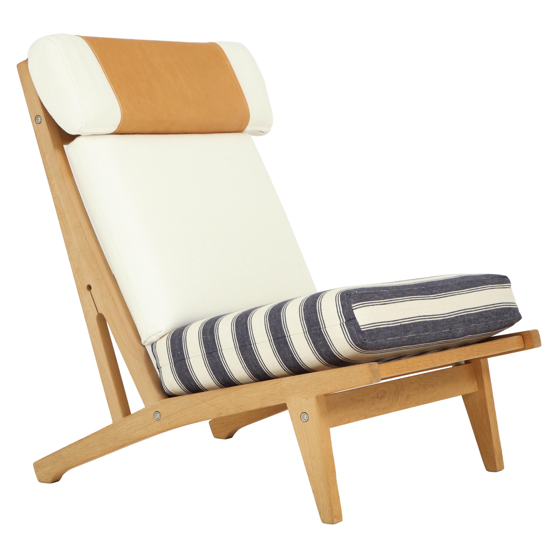 Hans J Wegner GETAMA Lounge Chair, circa 1960s
