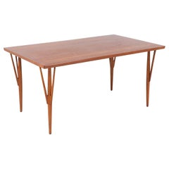 Hans J. Wegner JH-561 Dining Table / Desk for Johannes Hansen