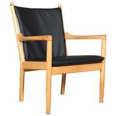 Hans J. Wegner Lounge or Armchair