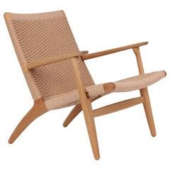 Hans J. Wegner, Lounge Chair CH 25