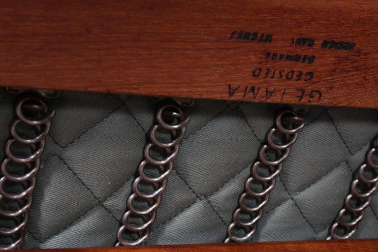 Hans J. Wegner, Lounge Chair, Model 290, Teak In Good Condition For Sale In Esbjerg, DK