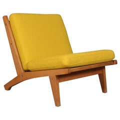 Hans J. Wegner Lounge Chair, Model GE-370