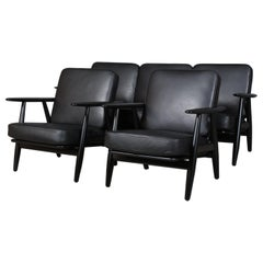 "Hans J. Wegner Lounge Suite, ""Cigaren"" Model 240"