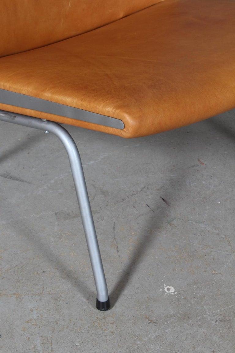 Scandinavian Modern Hans J. Wegner Lufthavnsstole For Sale