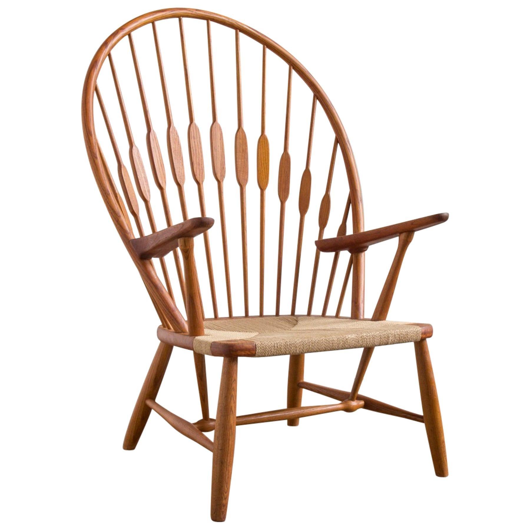 Hans J. Wegner Model JH 550 Peacock Chair