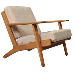 Hans J Wegner, Oak, Ge290, Original 1950s Model