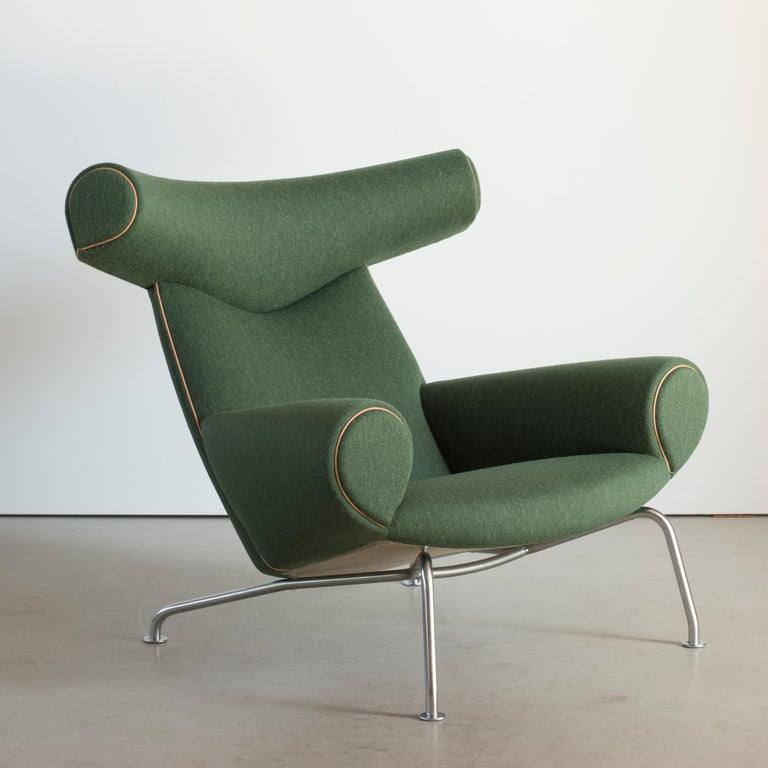 Danish Hans J. Wegner Ox-Chair for AP-Stolen For Sale