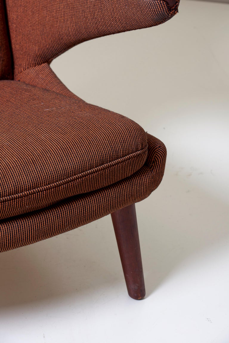 Hans J. Wegner Papa Bear Chair  3