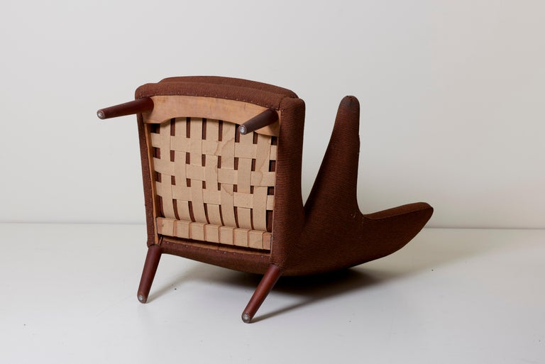 Teak Hans J. Wegner Papa Bear Chair