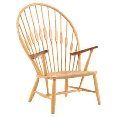 """Hans J. Wegner """"Peacock Chair"""" for Johannes Hansen"""