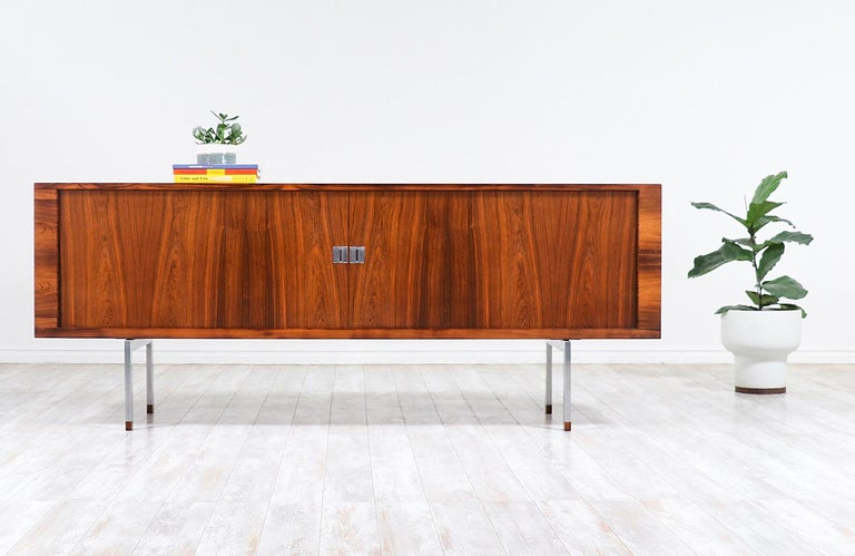 One of the most sought after credenzas from Denmark is this iconic