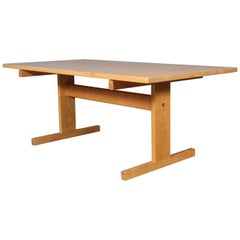Hans J. Wegner, Shaker Dining Table