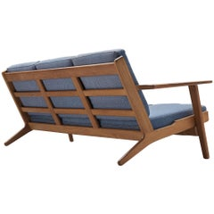 Hans J. Wegner Sofa GE290 in Oak for GETAMA