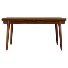 Hans J. Wegner Table At-312 Danish Design Teak