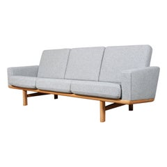 Hans J. Wegner Three-Seat Sofa